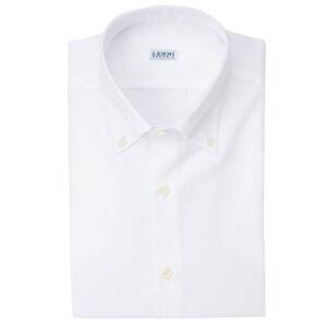 Camicia Bianca Collo button down