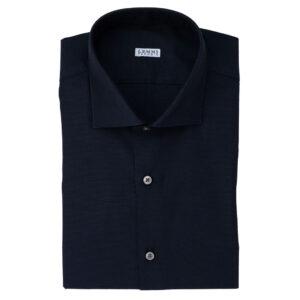 Camicia Oxford Blu scuro